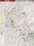 Ferguson Fire Near Yosemite National Park in Mariposa County Wednesday Operations Map