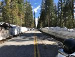 Glacier Point Road in Yosemite National Park to Open on Saturday, April 28, 2018