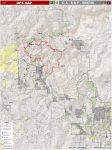Ferguson Fire Near Yosemite National Park in Mariposa County Tuesday Operations Map